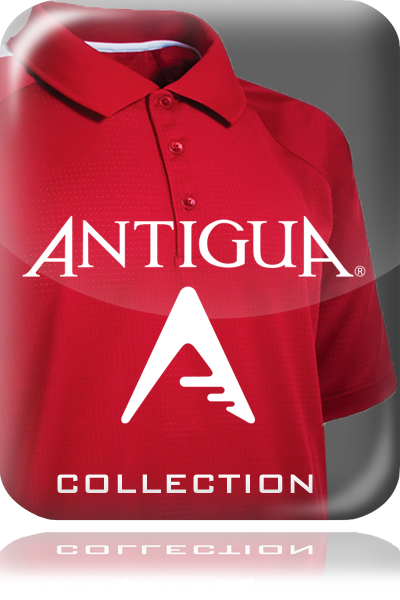 Antigua Polo Golf Shirts